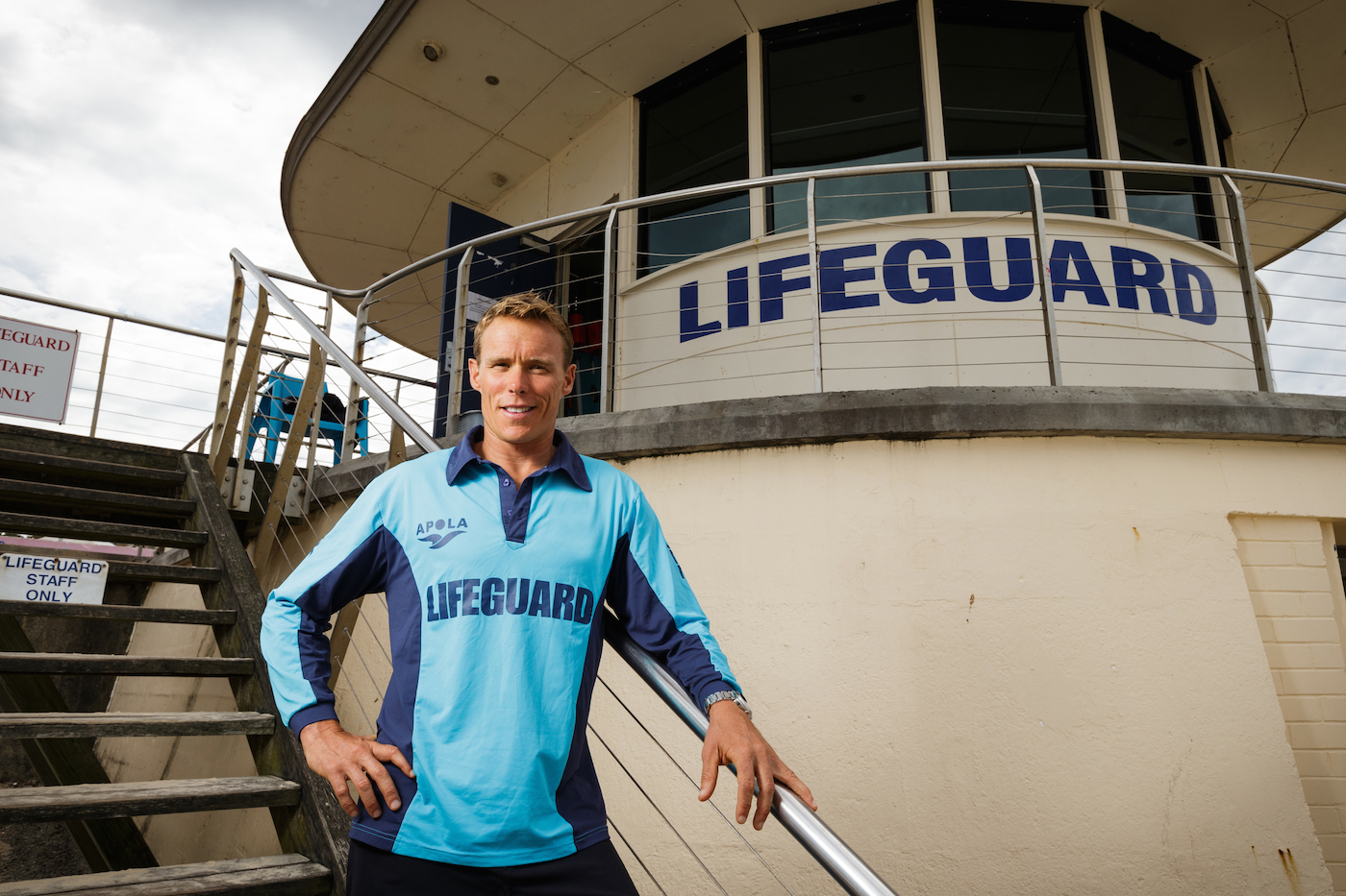 "Bondi Rescue's ""Reidy"" shares how to survive your first Open Water Swim!"