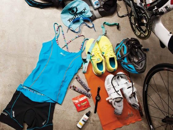 Triathlon Race day nutrition - from Sprint to Ironman