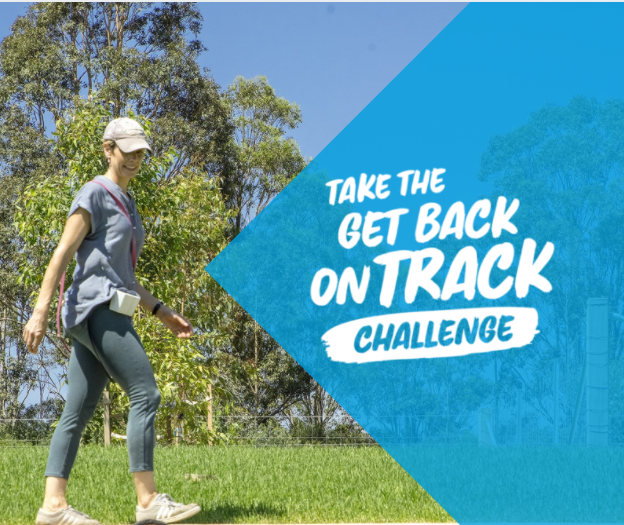Get back on track with the ultimate virtual challenge