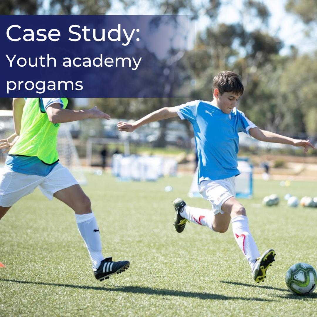 Case Study: Melbourne City Football School